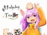 Hedgehog Transfur